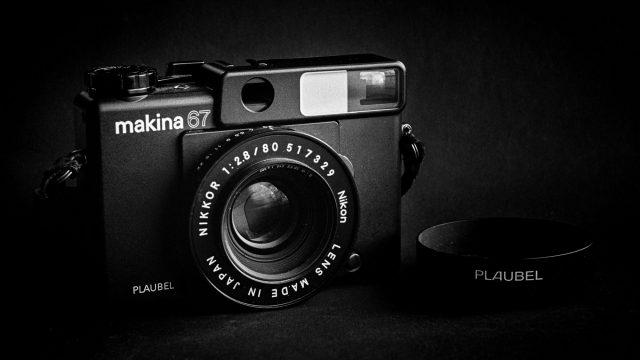 Die Plaubel Makina 67 – Industriedesign, zu schade fürs Museum