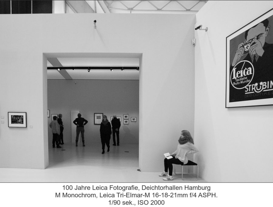 100 Jahre Leica Fotografie, Deichtorhallen Hamburg
