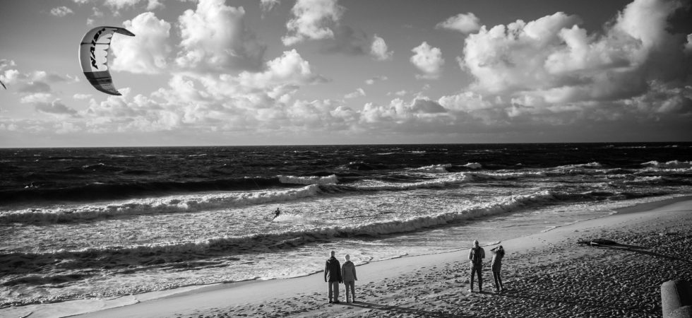 Leica M10 Monochrom – Dünen, Sand und Wasser