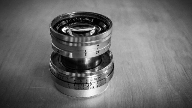 Vintage-Objektive und Leica M10-Monochrom?