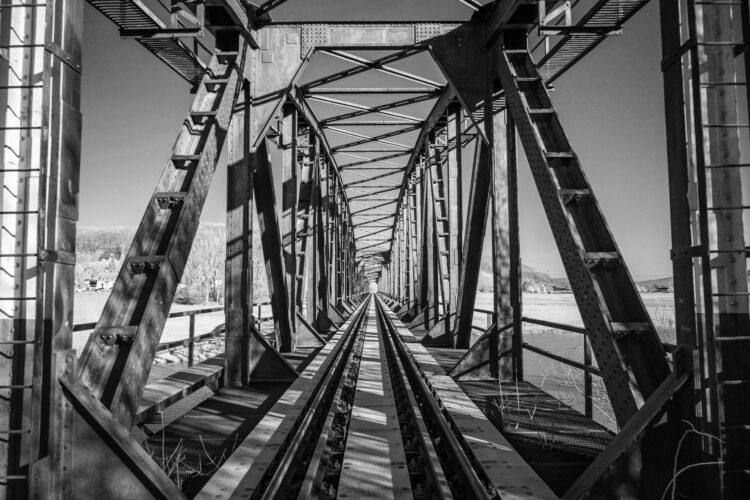Eisenbahnbrücke Vlotho