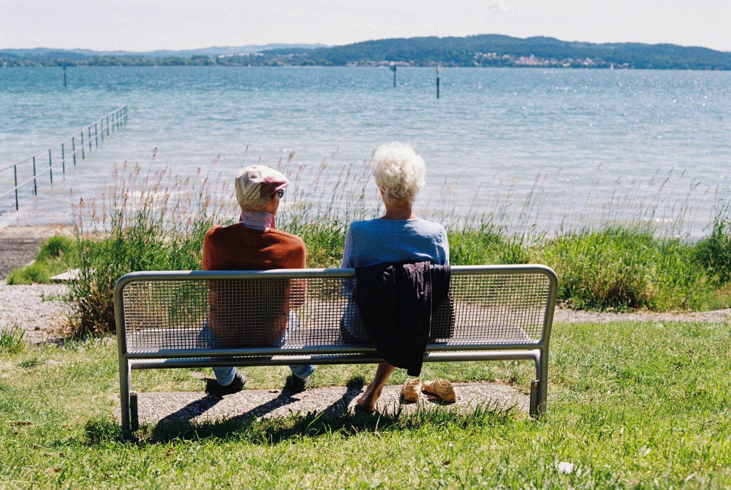 Ein schöner Moment im Sommer 2020 am  Bodensee. Zeiss Ikon mit Zeiss Planar 50/2 ZM, Kodak Gold 200.