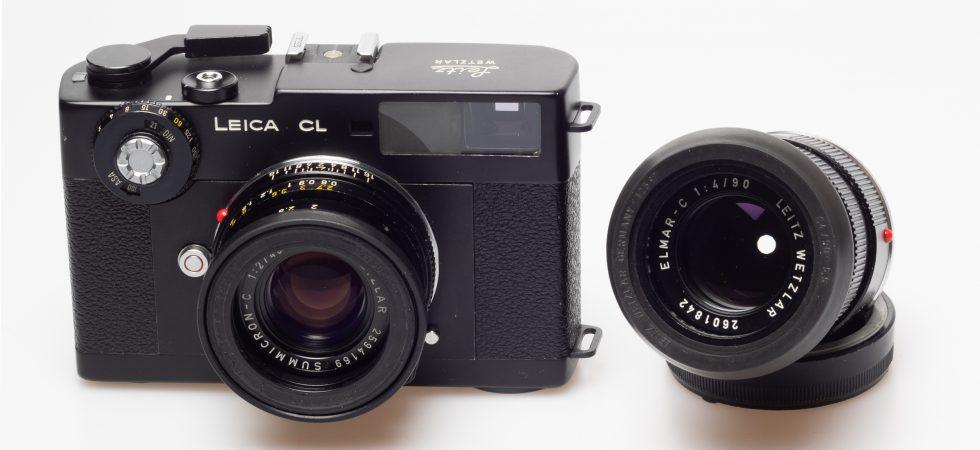 Die M-Files Teil 7: Die Leica CL