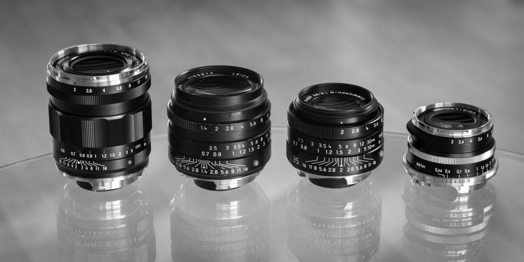 35mm Objektive