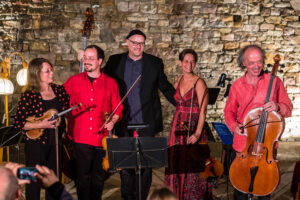 open string quartet